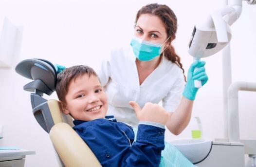 Make Your Child Smile at the Dentist | Pediatric Dentist Near Me